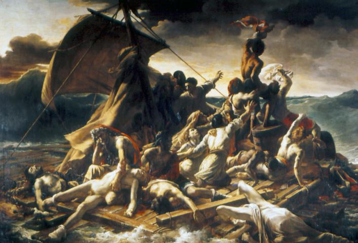 the-raft-of-the-medusa-1819