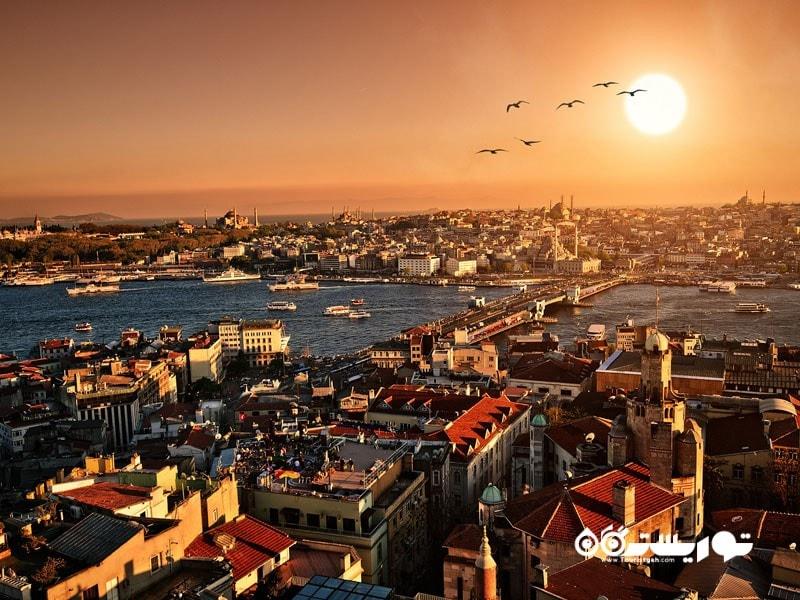 48 ساعت در استانبول با 24 عکس