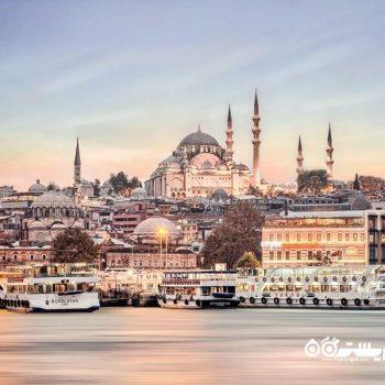 مناطق شگفت انگیز قابل توجه دراستانبول