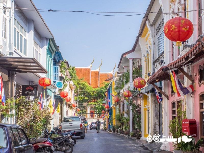 6: کشف زیبایی های شهر قدیمی پوکت