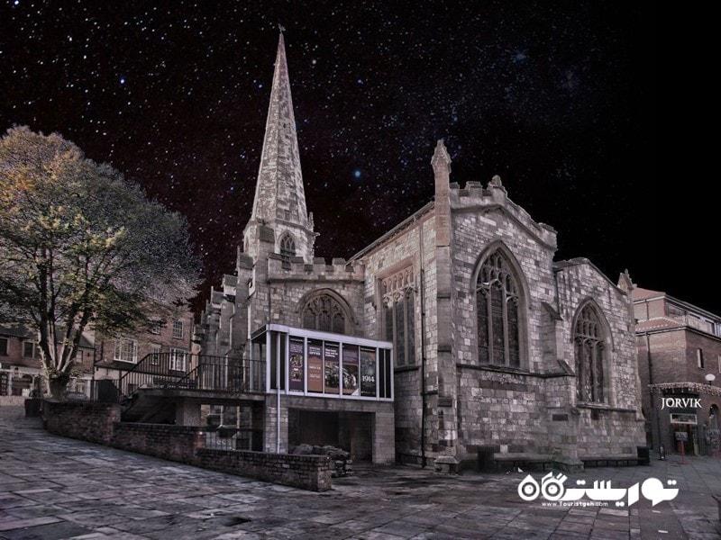 بیش از ۵۰۰ مورد گزارش از مشاهده ارواح در یورک (York)
