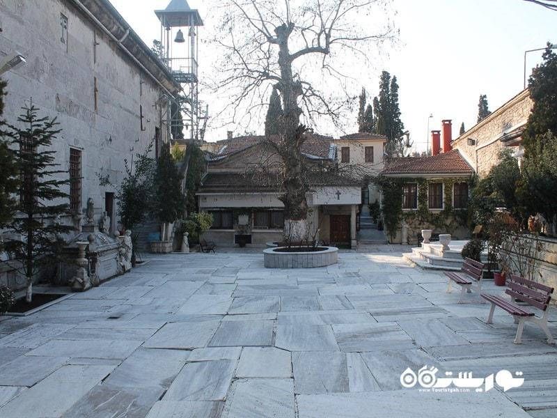 6- کلیسای یونانی مریم مقدس