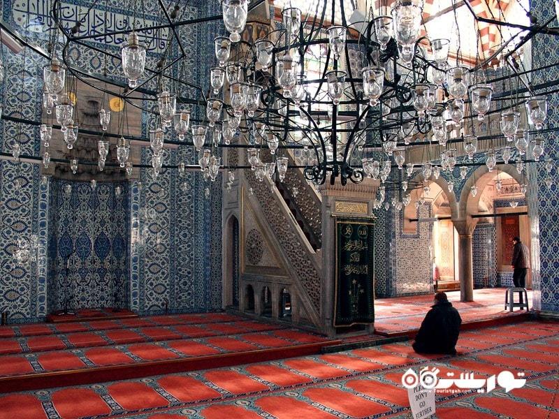 1- مسجد رستم پاشا