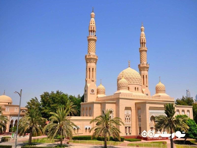 7-مسجد جمیرا Jumeirah Mosque