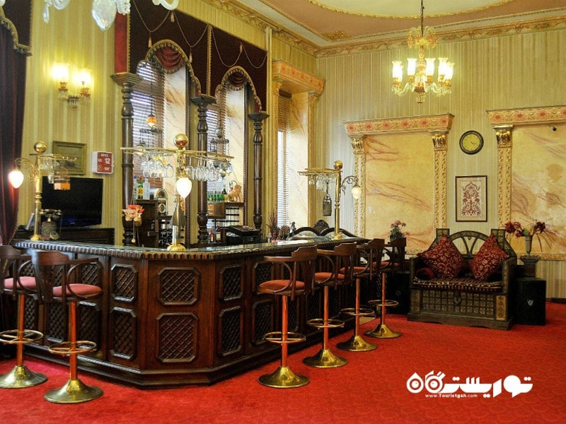 8- بار گرند هتل لوندرس (Grand Hotel de Londres)