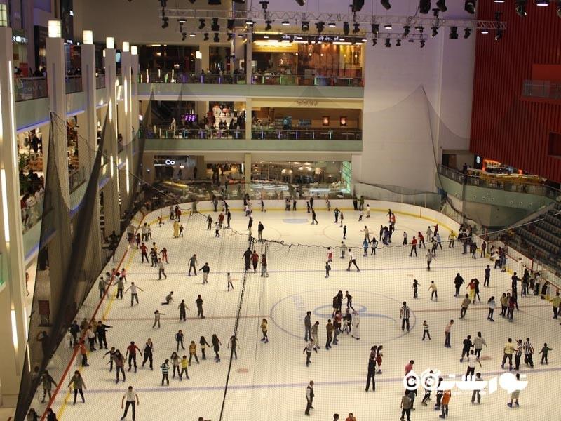 1-دبی مال Dubai Mall