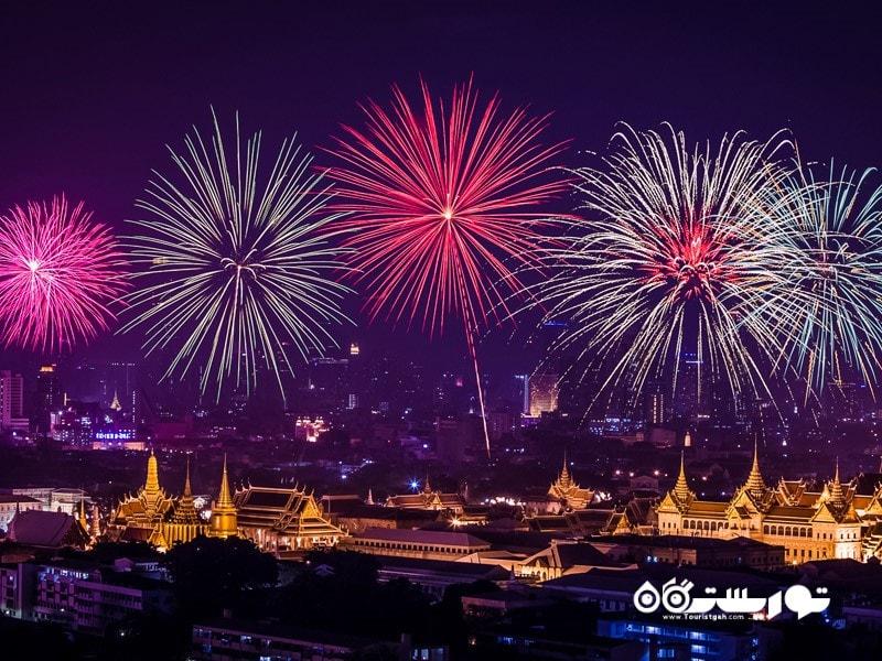 شب سال نو در پوکت