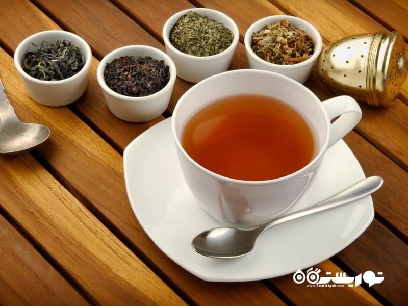 مردم بریتانیا روزانه ۱۶۵ میلیون فنجان چایی می نوشند
