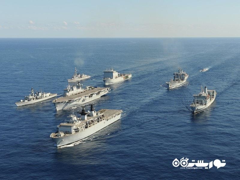ارتش دریایی بریتانیا