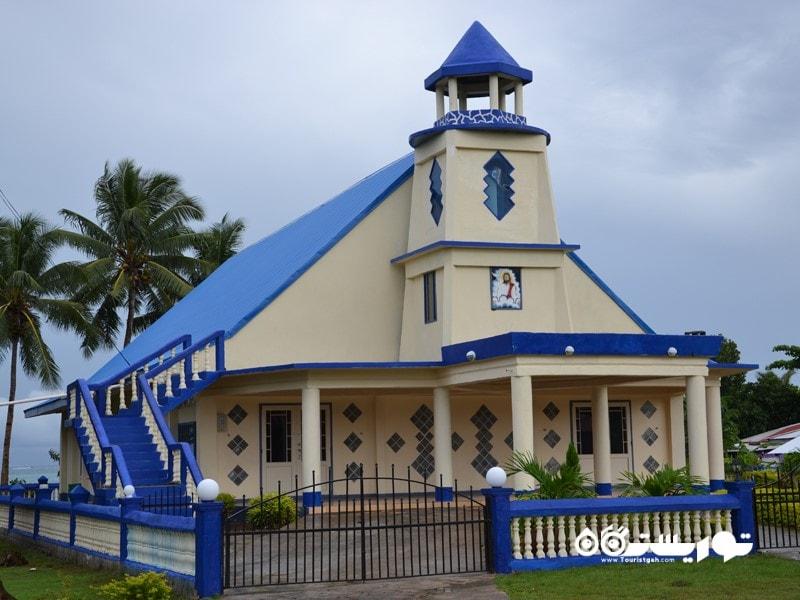 2) رفتن به کلیسا