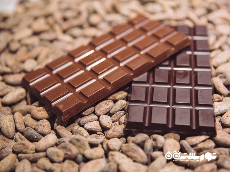 بهایی بیشتر از 1 میلیون دلار برای خرید شکلات