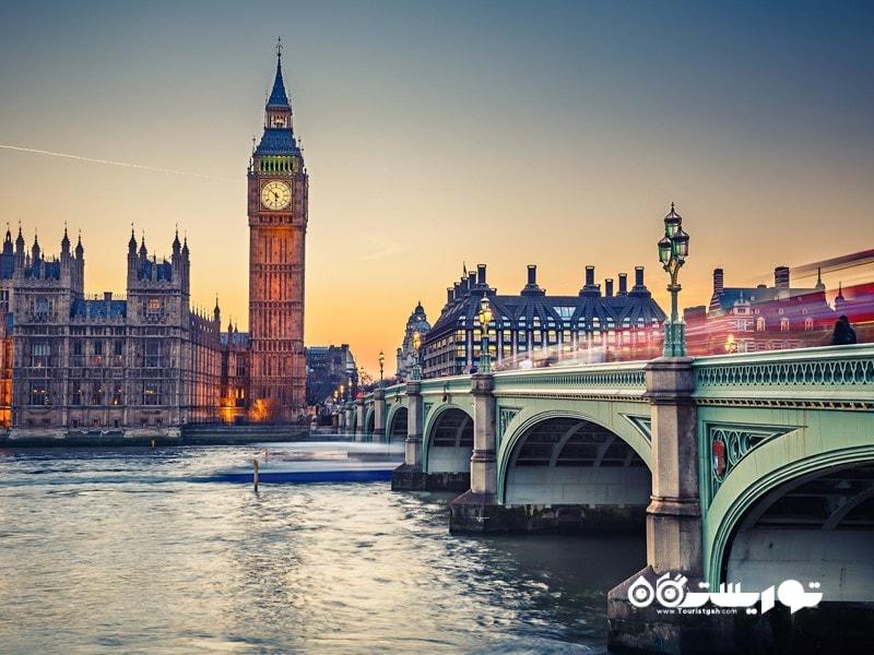 لندن همیشه لندن نبوده است
