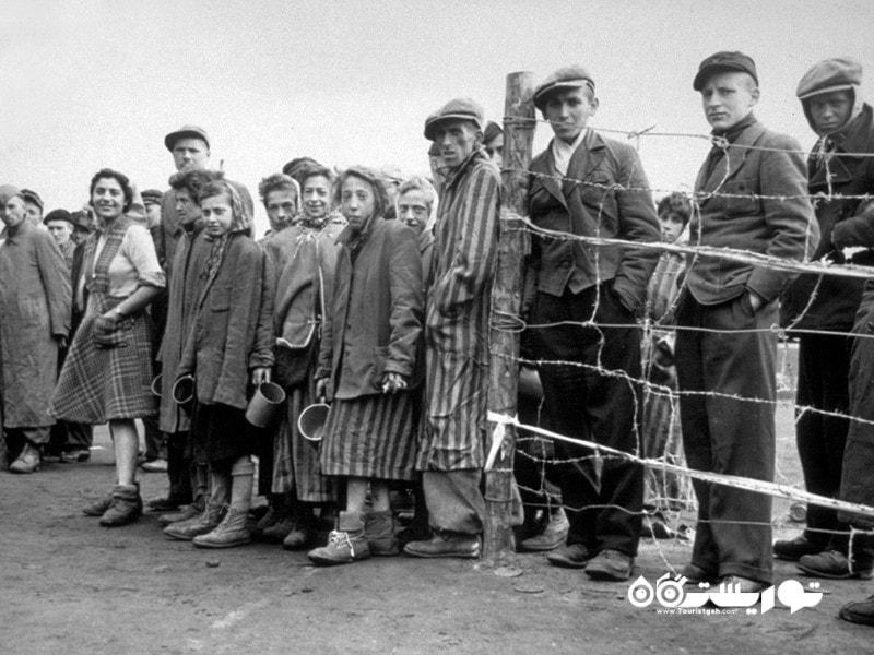 اردوگاه های کار اجباری