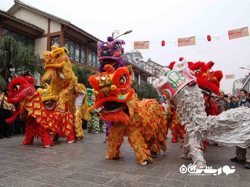 سال نو چینی در پوکت