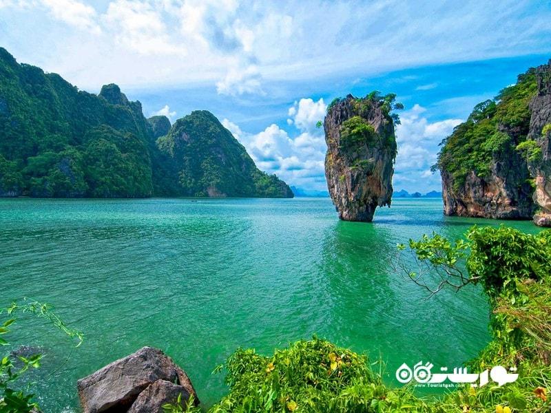 9: رفتن به خلیج فانگ نا
