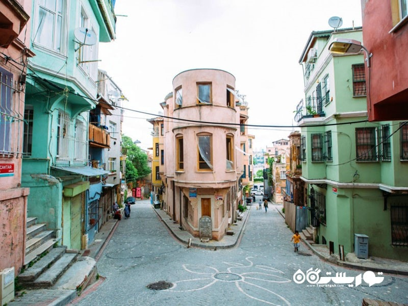 محله بلاط (Balat) در استانبول