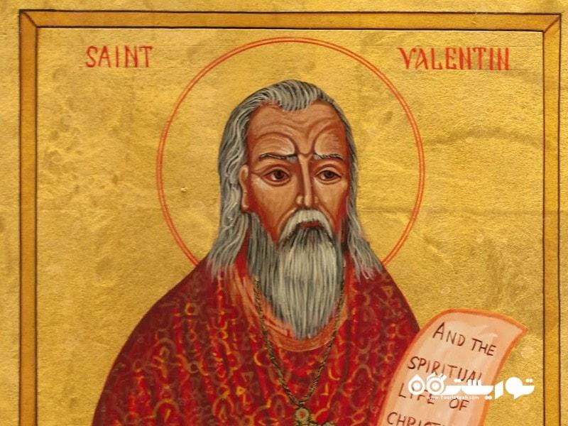 اسقف ولنتاین (Bishop Valentine)
