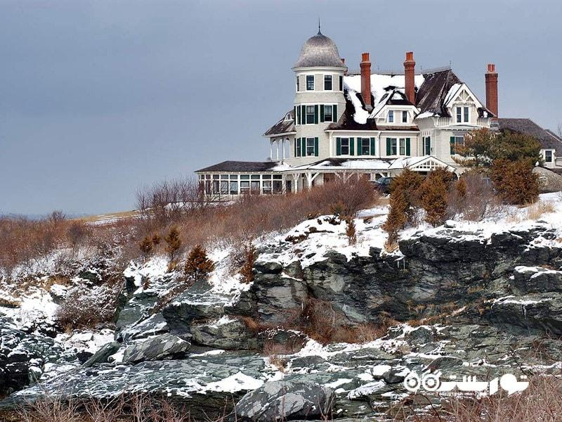 نیوپورت (Newport) در رود آیلند (Rhode Island)