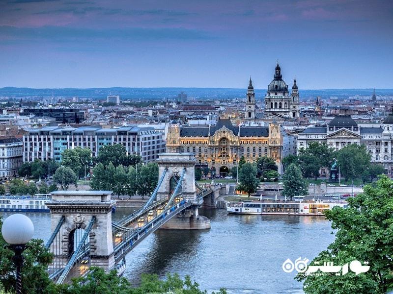 10. بوداپست، مجارستان - 65.39 پوند