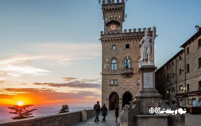 مجسمه آزادی (Statua Della Liberta)