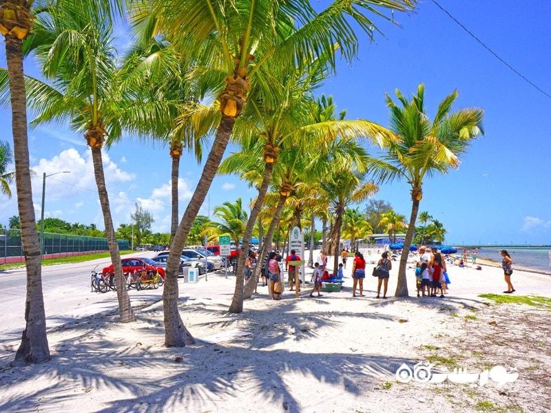کی وست (Key West) در ایالت فلوریدا