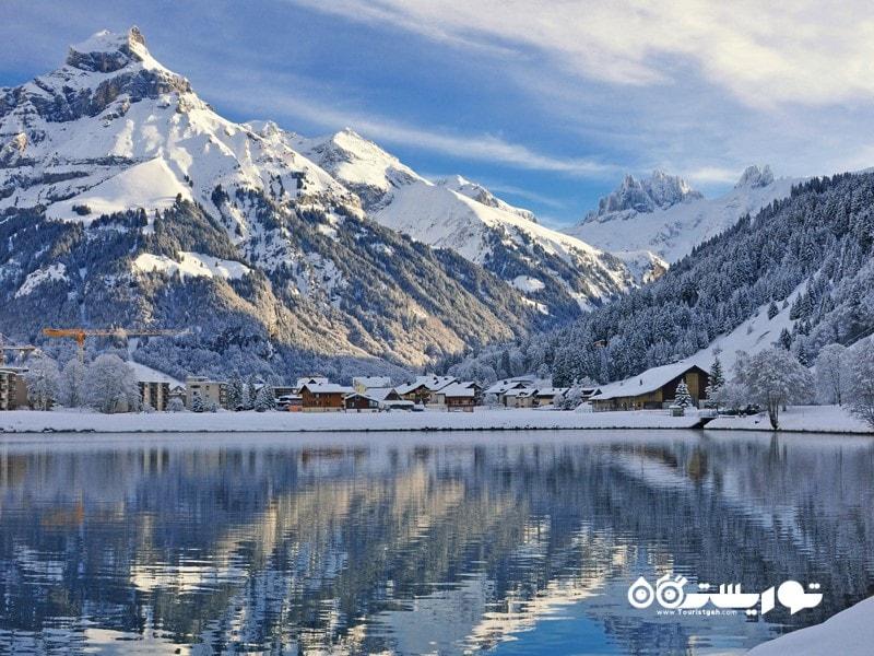دهکده انگلبرگ (Engelberg)، سوییس
