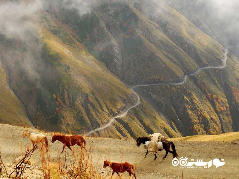 پارک ملی توشتی (Tusheti National park)