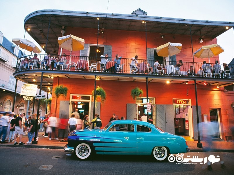 نیواورلئان (New Orleans) در لوئیزیانا (Louisiana)
