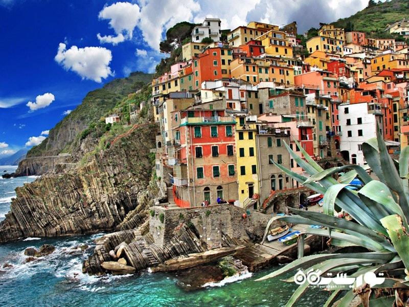 منطقه سینگ تره در ایتالیا (The Cinque Terre region of Italy)
