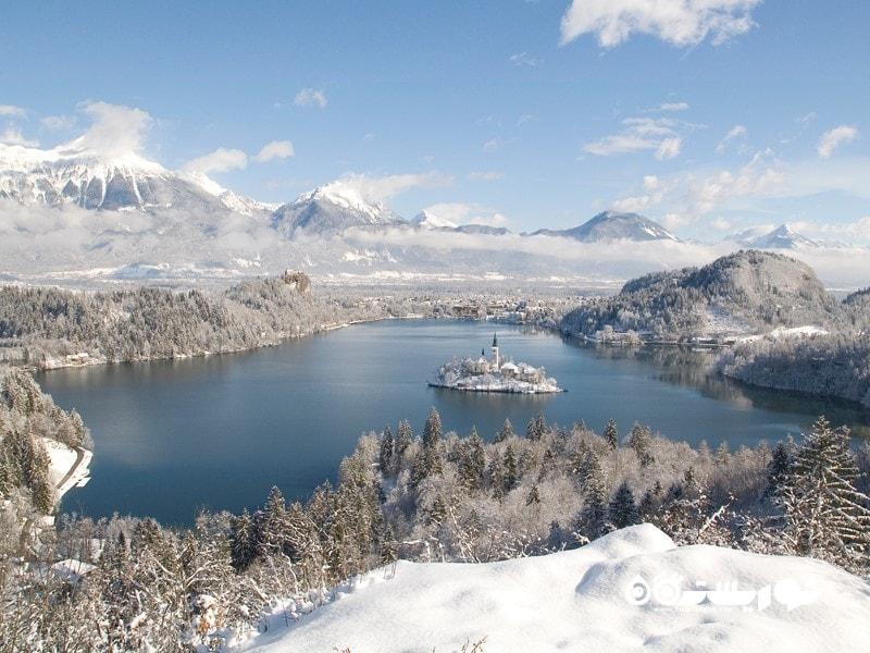 دریاچه بلد (Bled)، اسلوونی