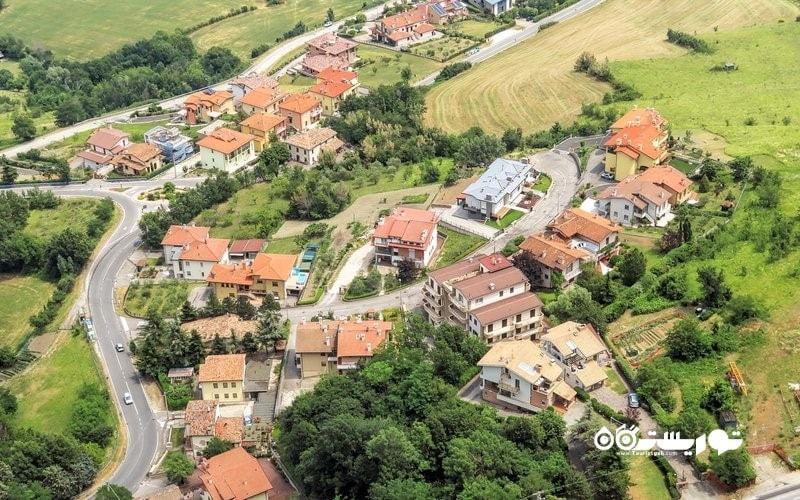 روستای قرون وسطایی سان مارینو