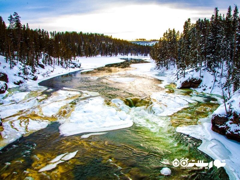 پارک ملی یلواستون (Yellowstone)، وایومینگ