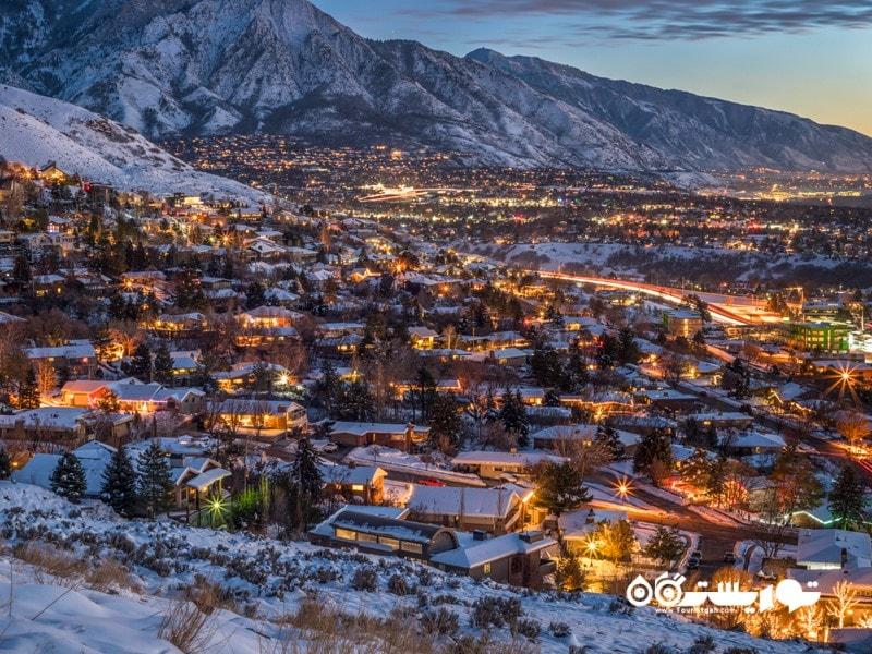 سالت لیک سیتی (Salt Lake City) در یوتا