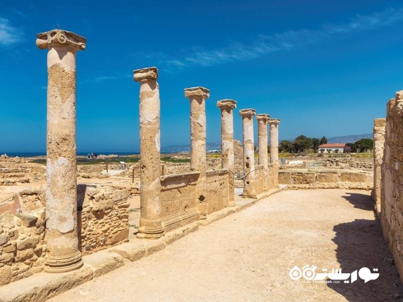 8. پافوس (Paphos)، قبرس - 57.72 پوند