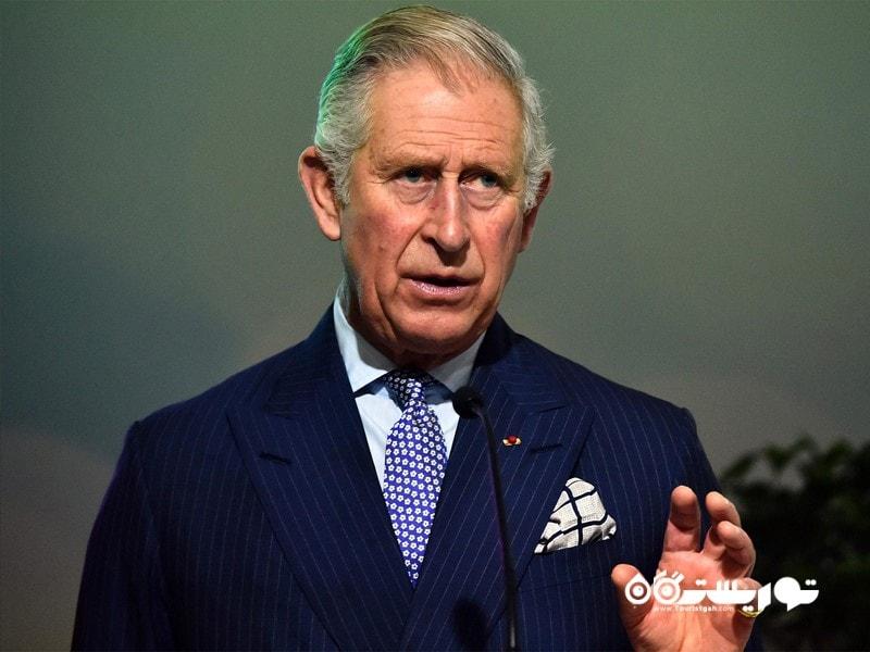 پرنس چارلز از اقوام دور ولاد سوم می باشد