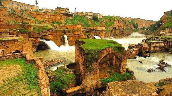 آبشار های شوشتر