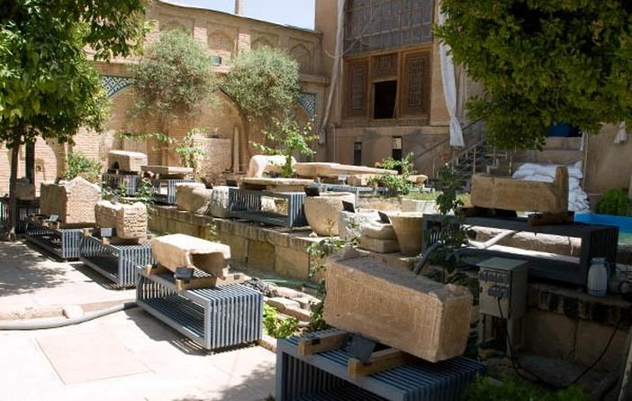 باغ هفت تن شیراز