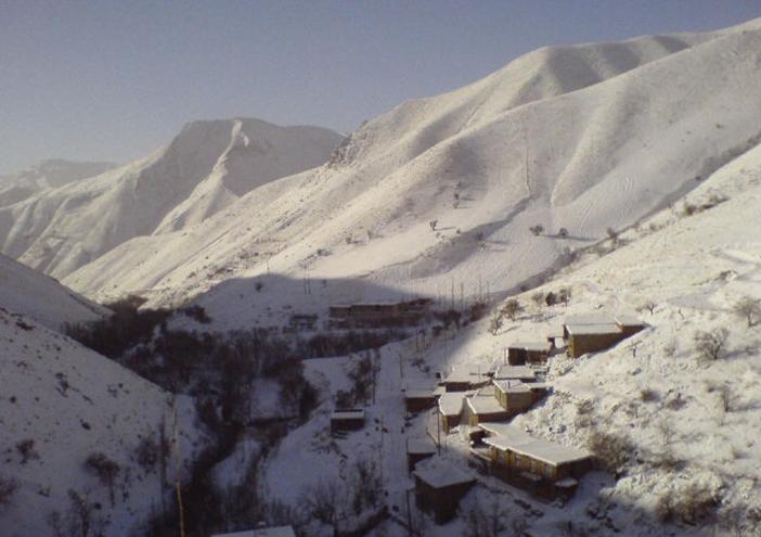 روستای حلوان - سنندج