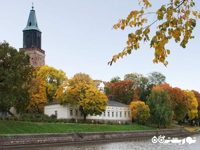 تورکو جزو برترین مکان های دیدنی فنلاند