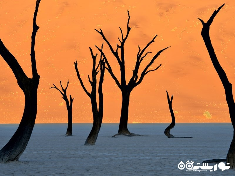 صحرای نامیب، نامبیا