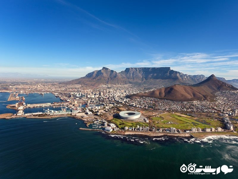کوه های تِیبِل، شهر کِیپ، آفریقای جنوبی