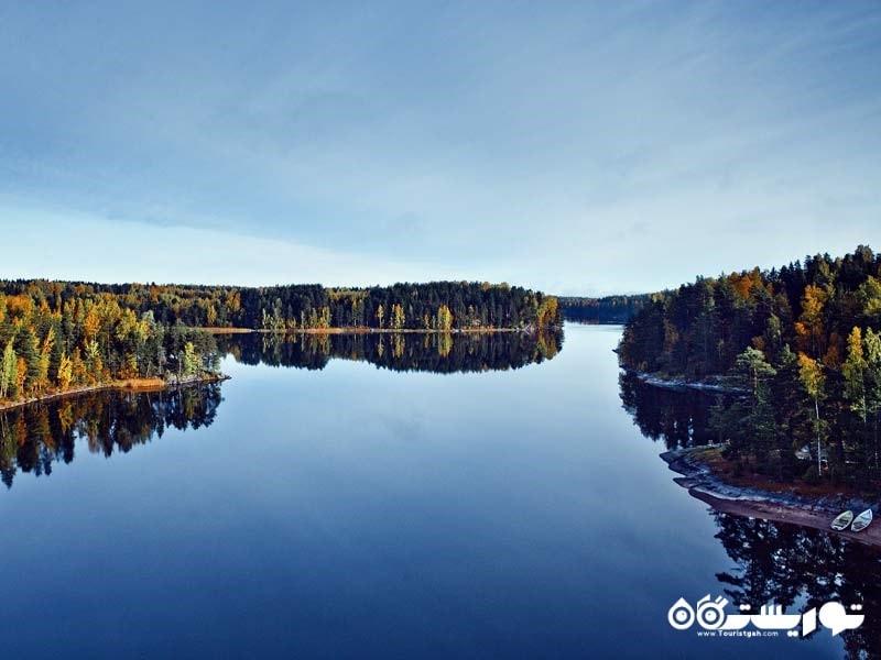 10 مورد از برترین مکان های دیدنی فنلاند