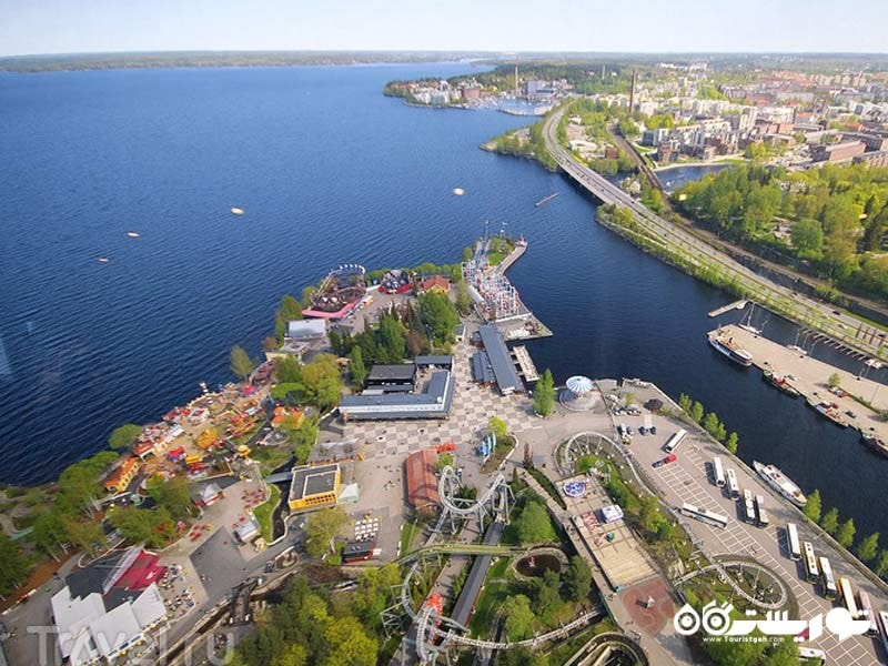 تامپِرِی جزو برترین مکان های دیدنی فنلاند