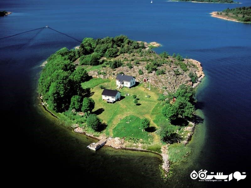 مجمع الجزایر اُلاند جزو برترین مکان های دیدنی فنلاند