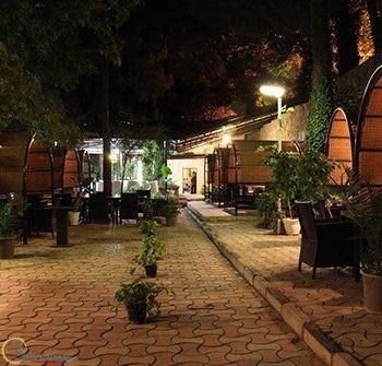 رستوران باغ مشیر