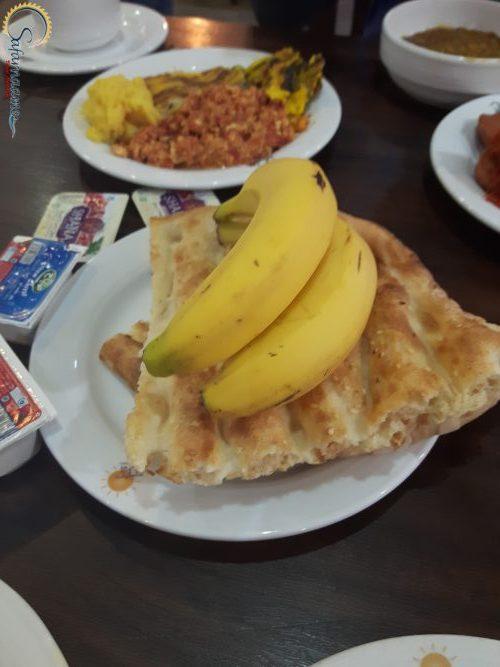 صبحانه در مجتمع توریستی مهتاب