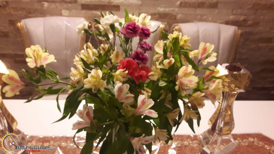 خرید شاخه گل بریده از بازار گل محلاتی