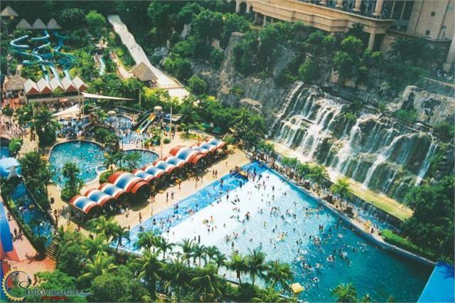 پارک های آبی مالزی و سنگاپور