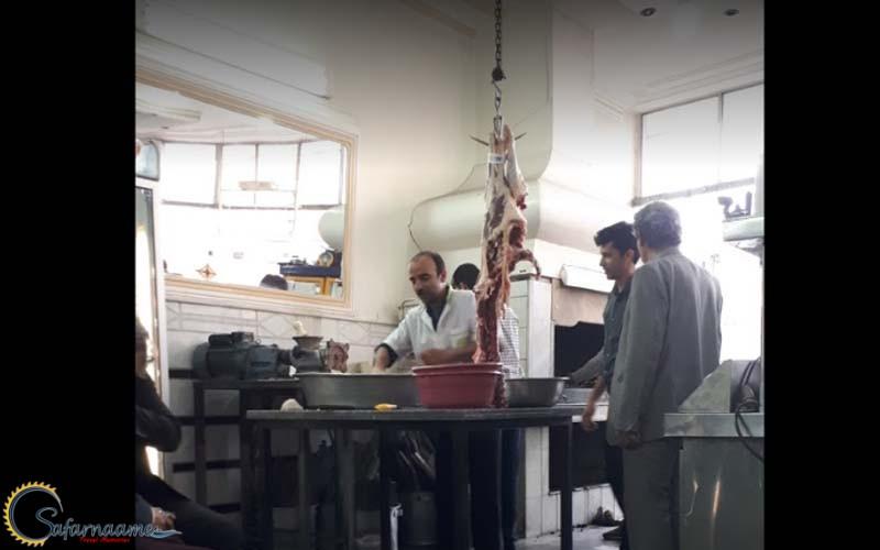 کبابی پرویز محلات