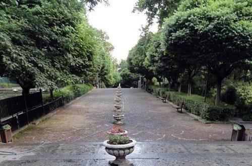 پارک نیاوران تهران